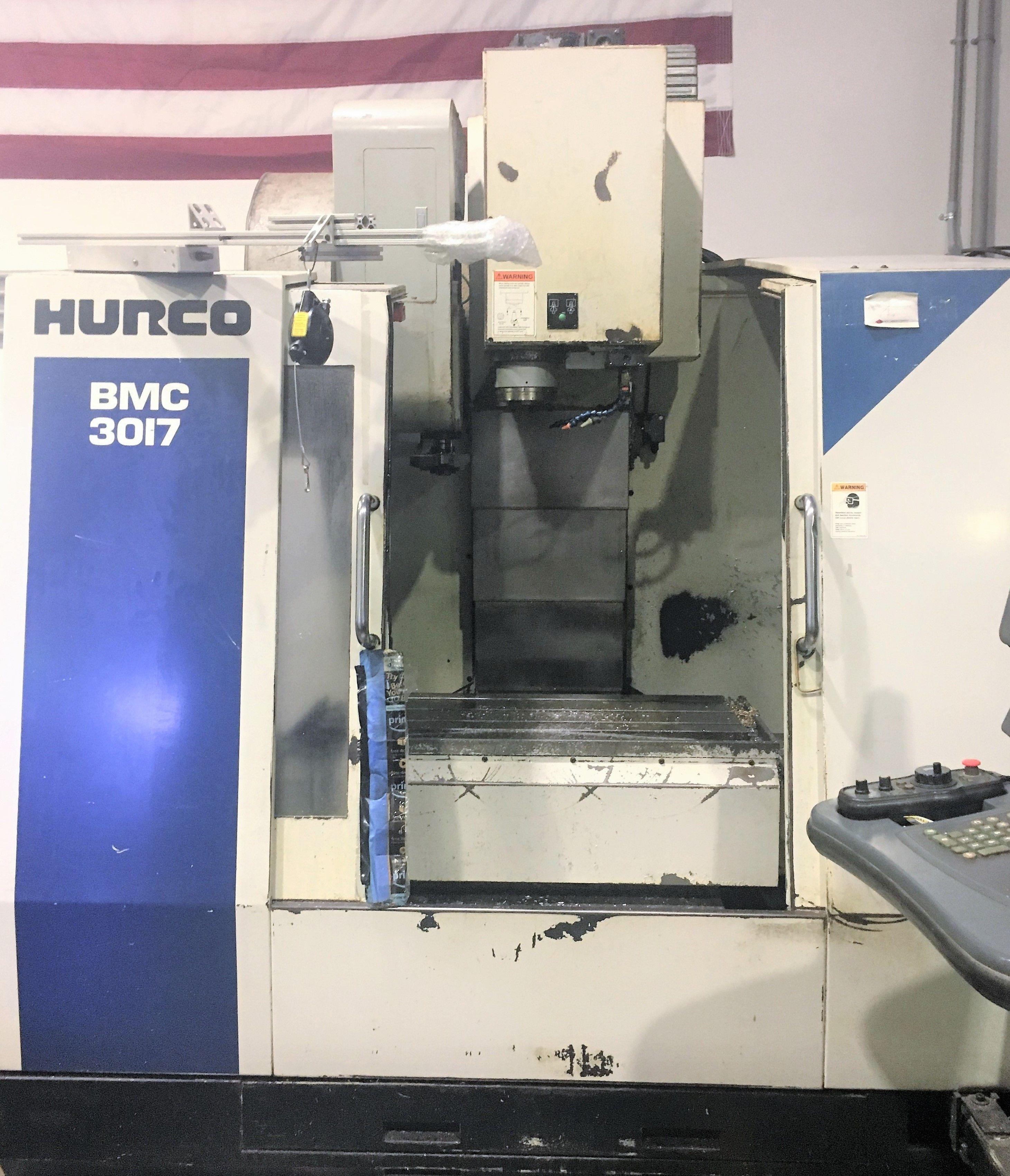 HURCO BMC3017