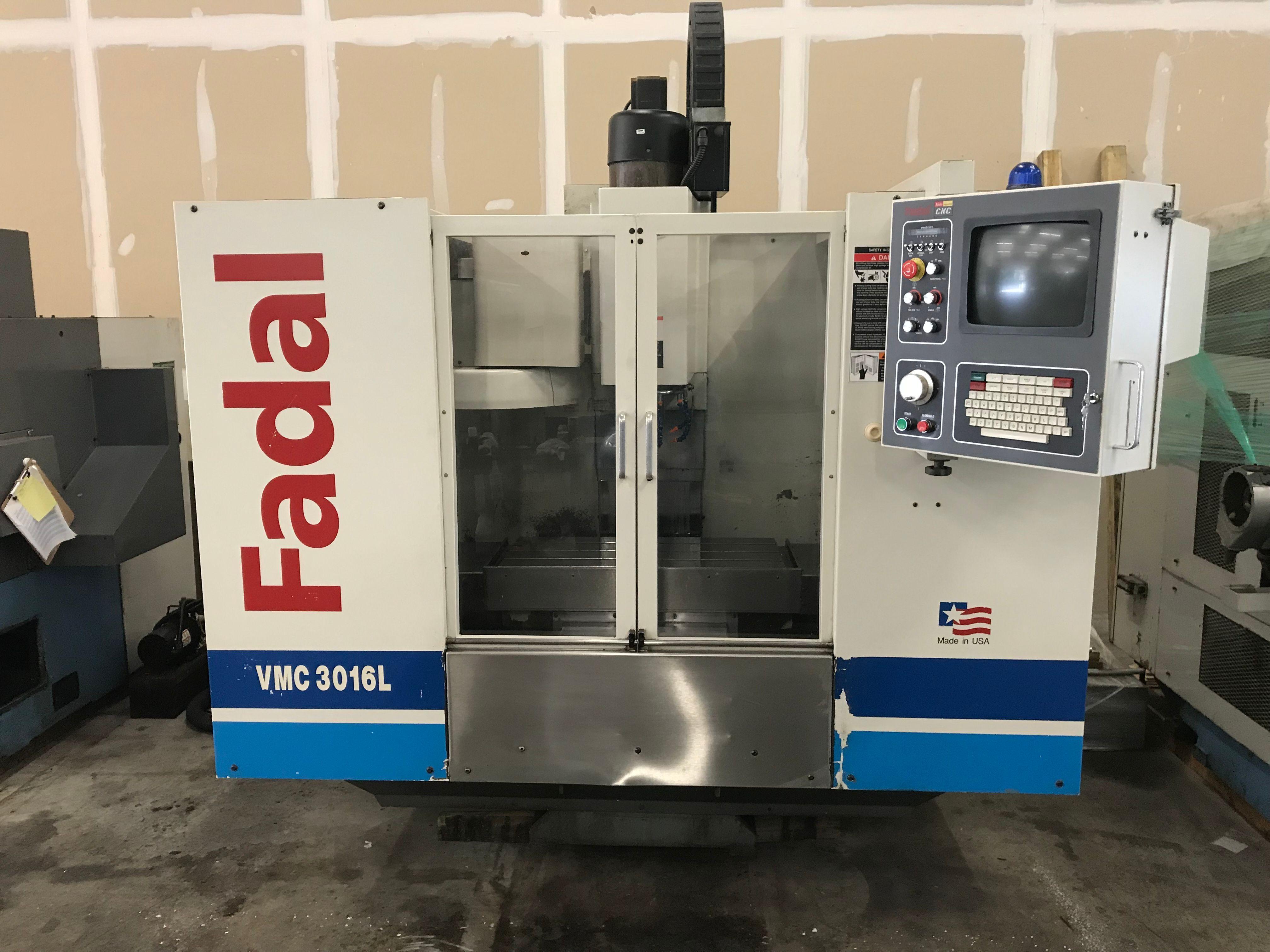 FADAL VMC3016