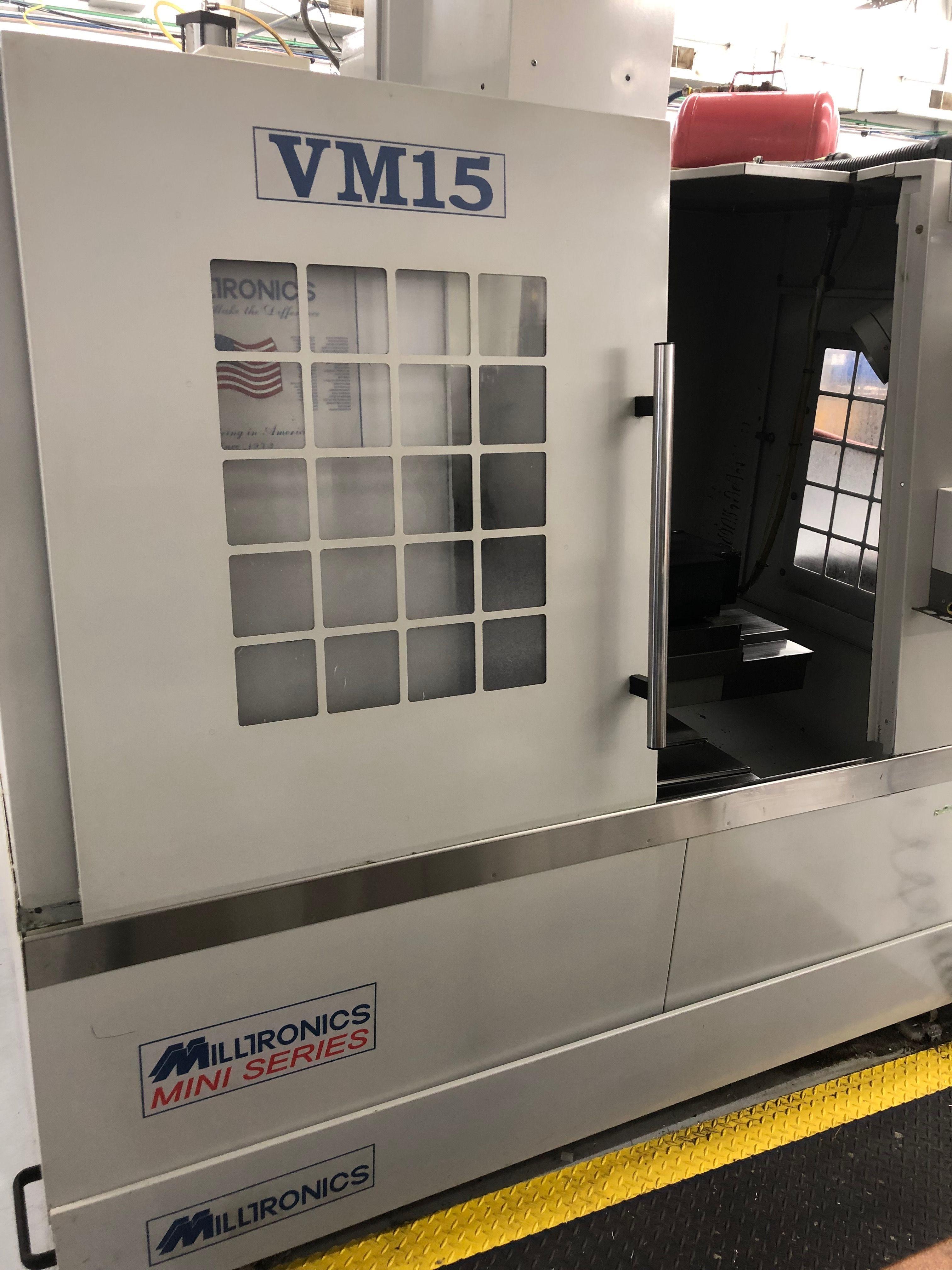 MILLTRONICS VM15XT