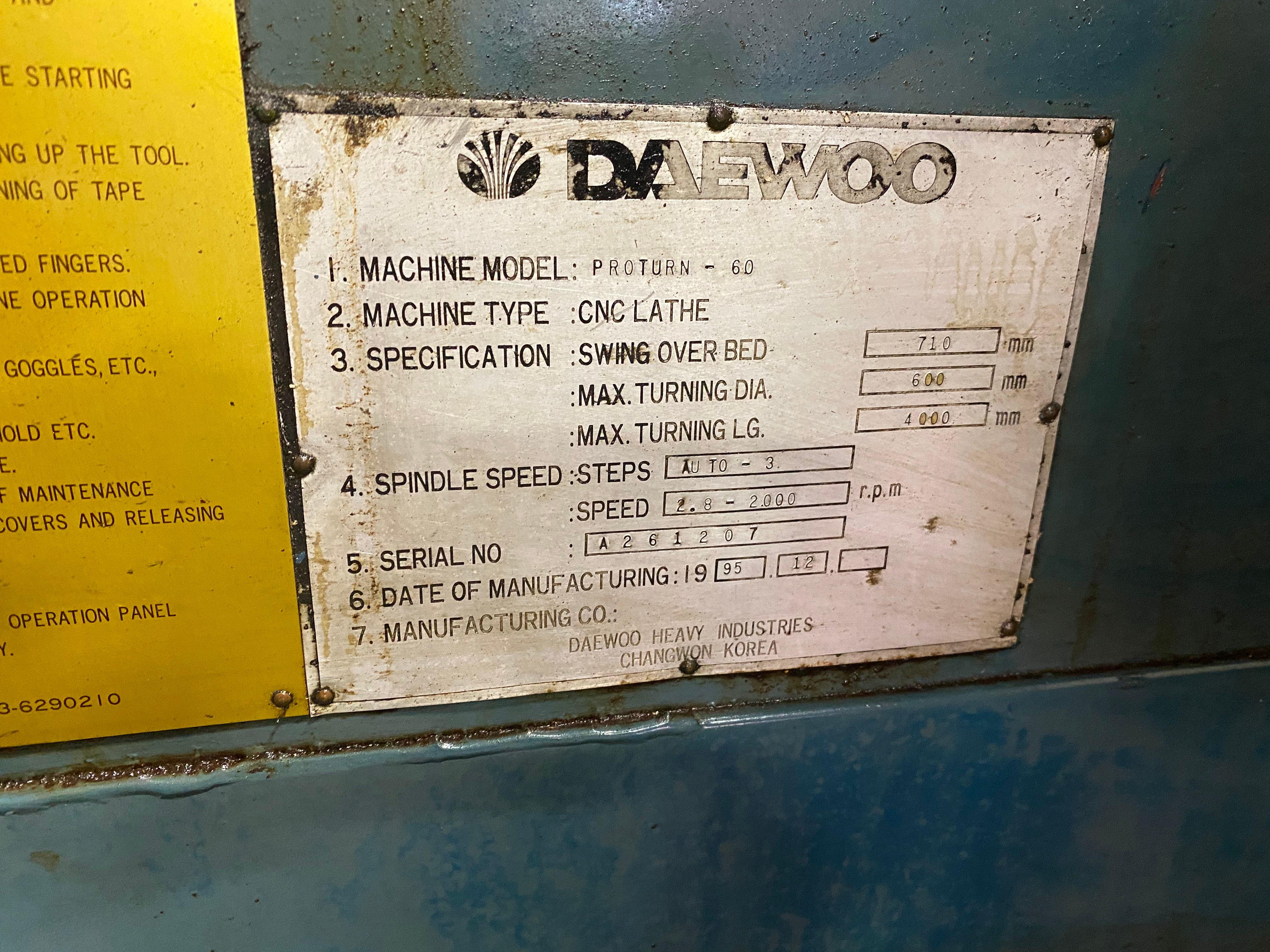 DAEWOO PROTURN 60