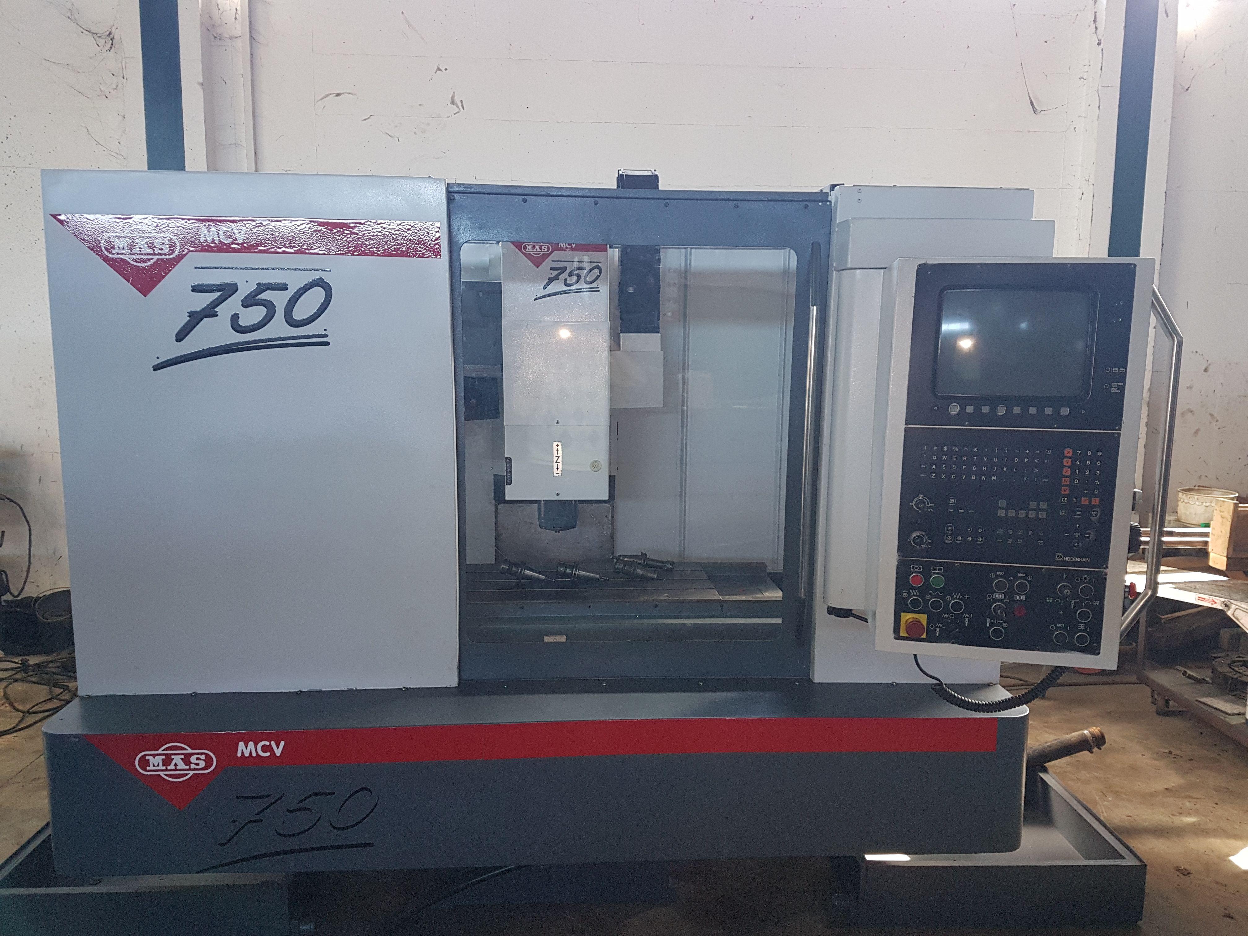 MAS MCV 750