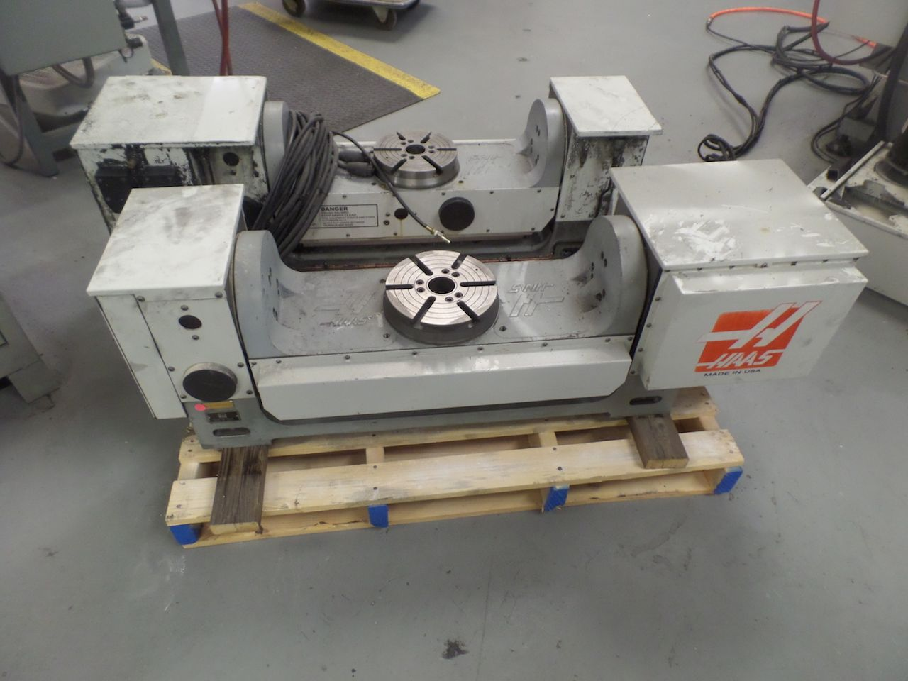 HAAS TR-210H