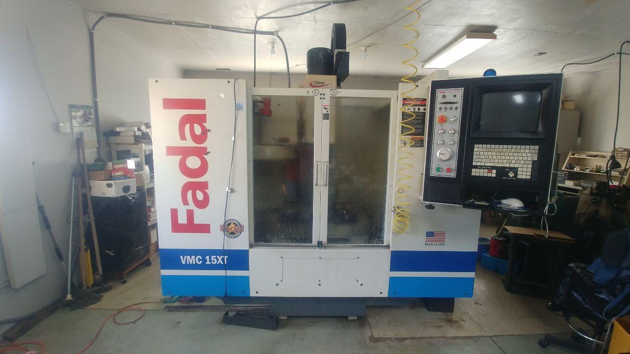 Fadal CNC For Sale - Used Fadal Machines - CNCMachines com