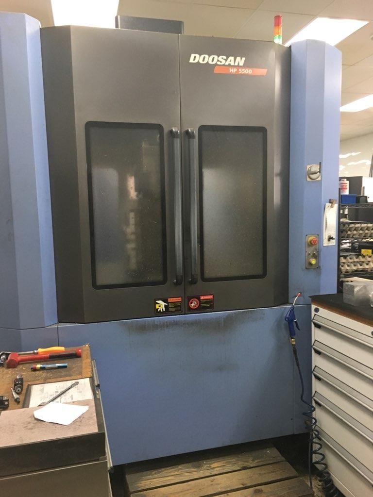DOOSAN HP5500