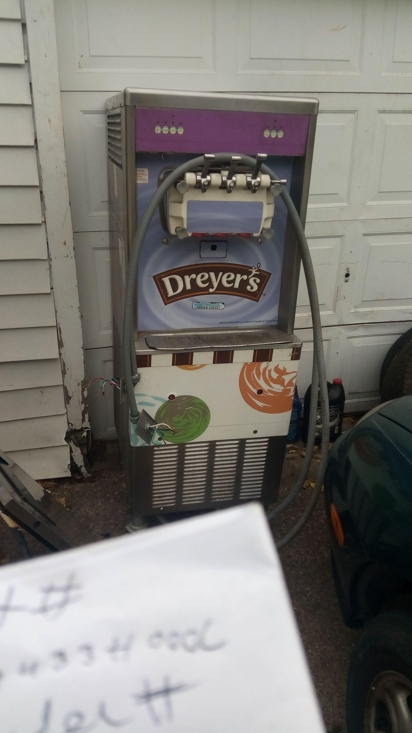 DREYER'S TAYLOR 794-33