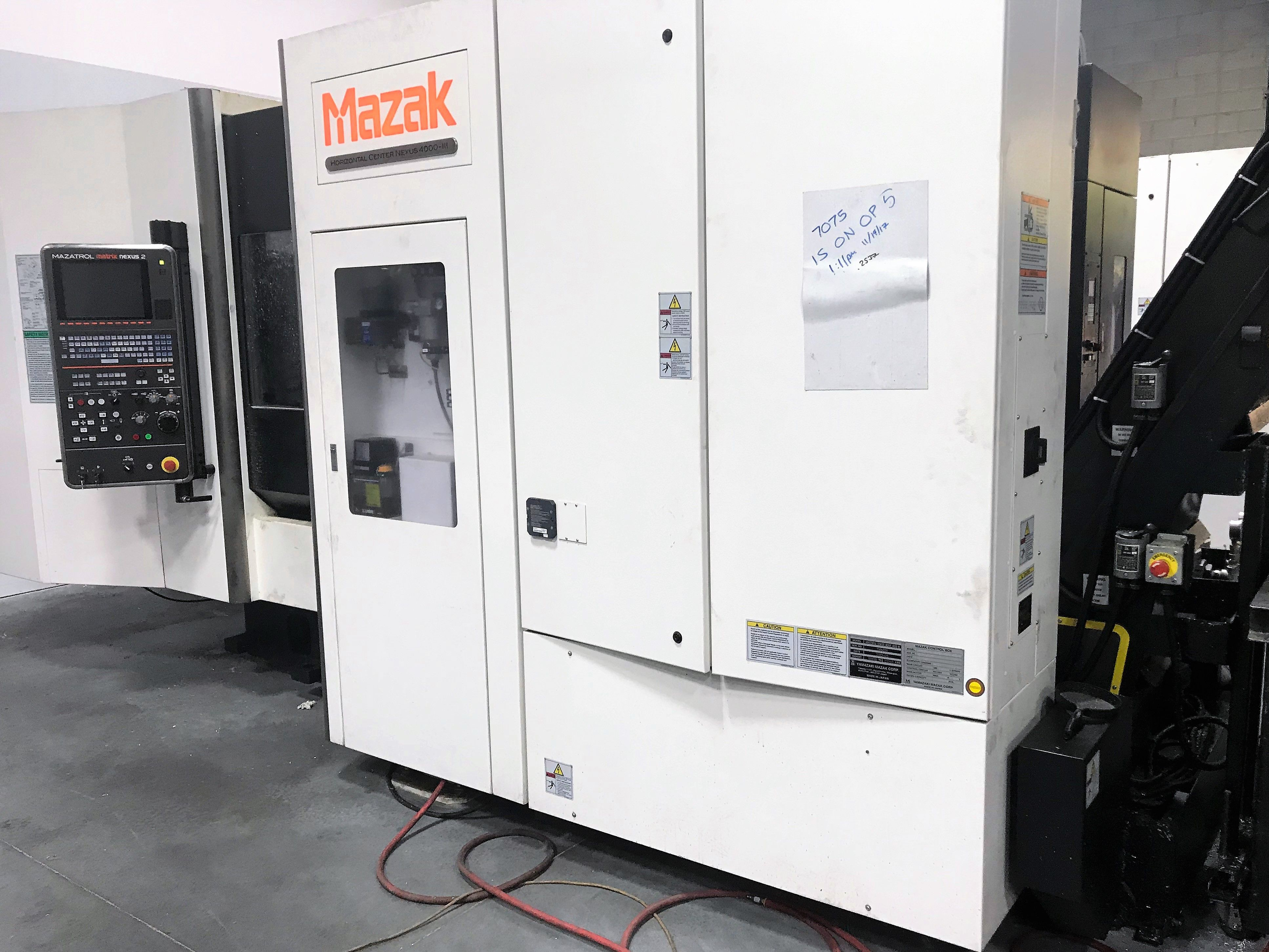 MAZAK HCN4000