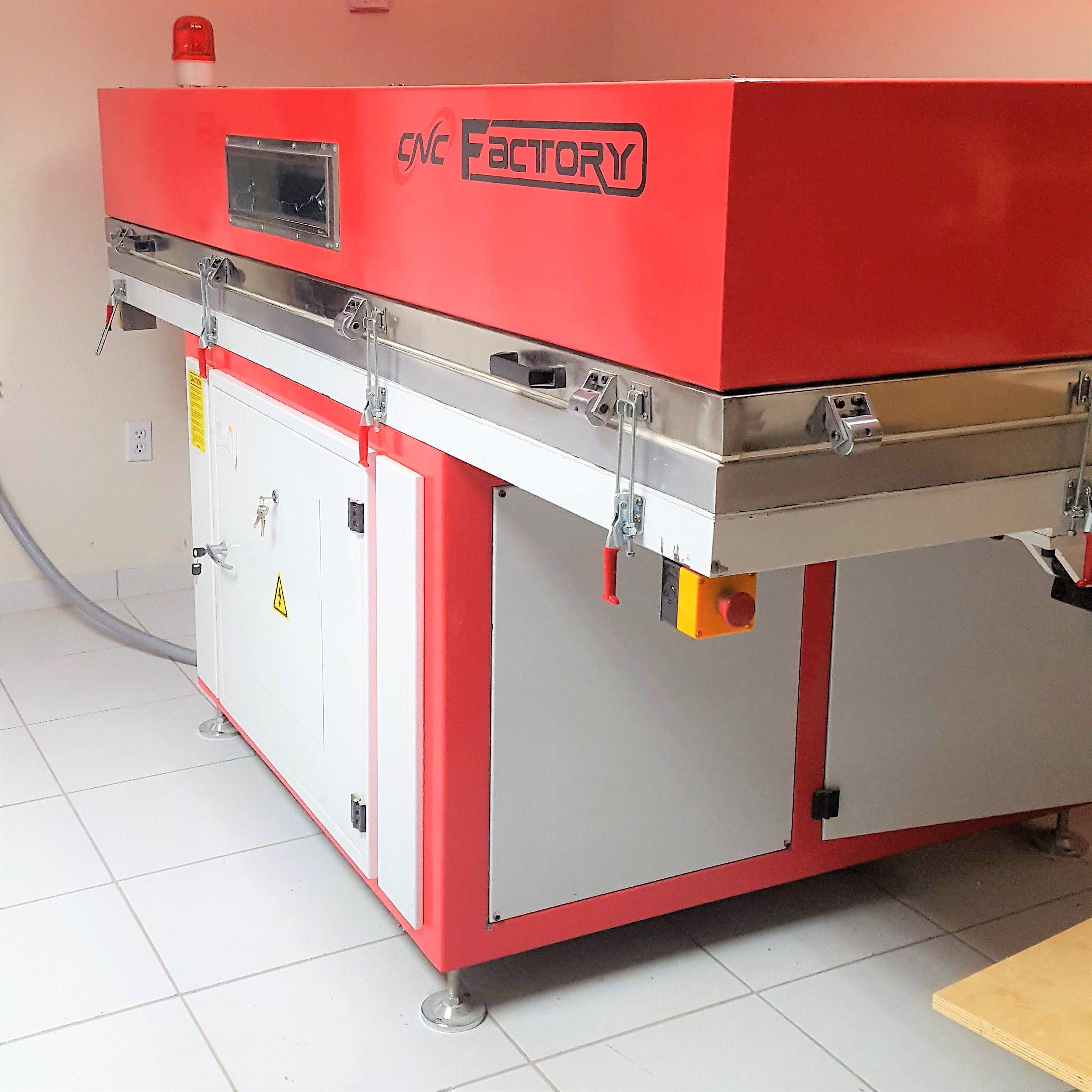 CNC FACTORY CYCLONE 4896