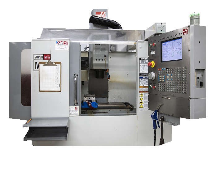 HAAS SUPER MINI MILL