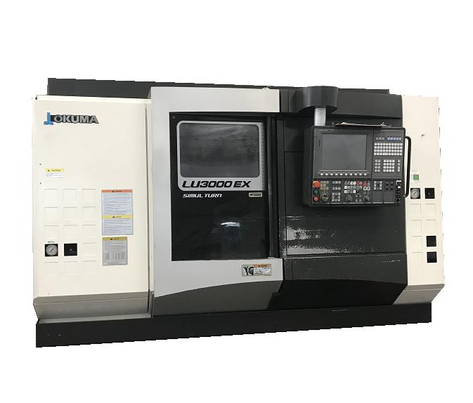 OKUMA LU3000 EX-600