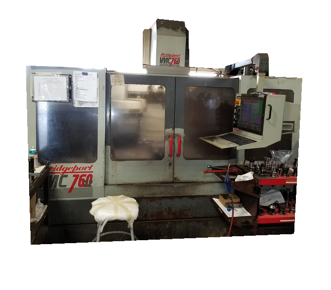 BRIDGEPORT VMC760-22