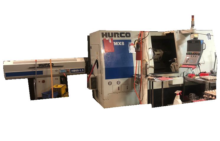 HURCO TMX8