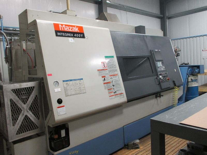 MAZAK INTEGREX i400 40in