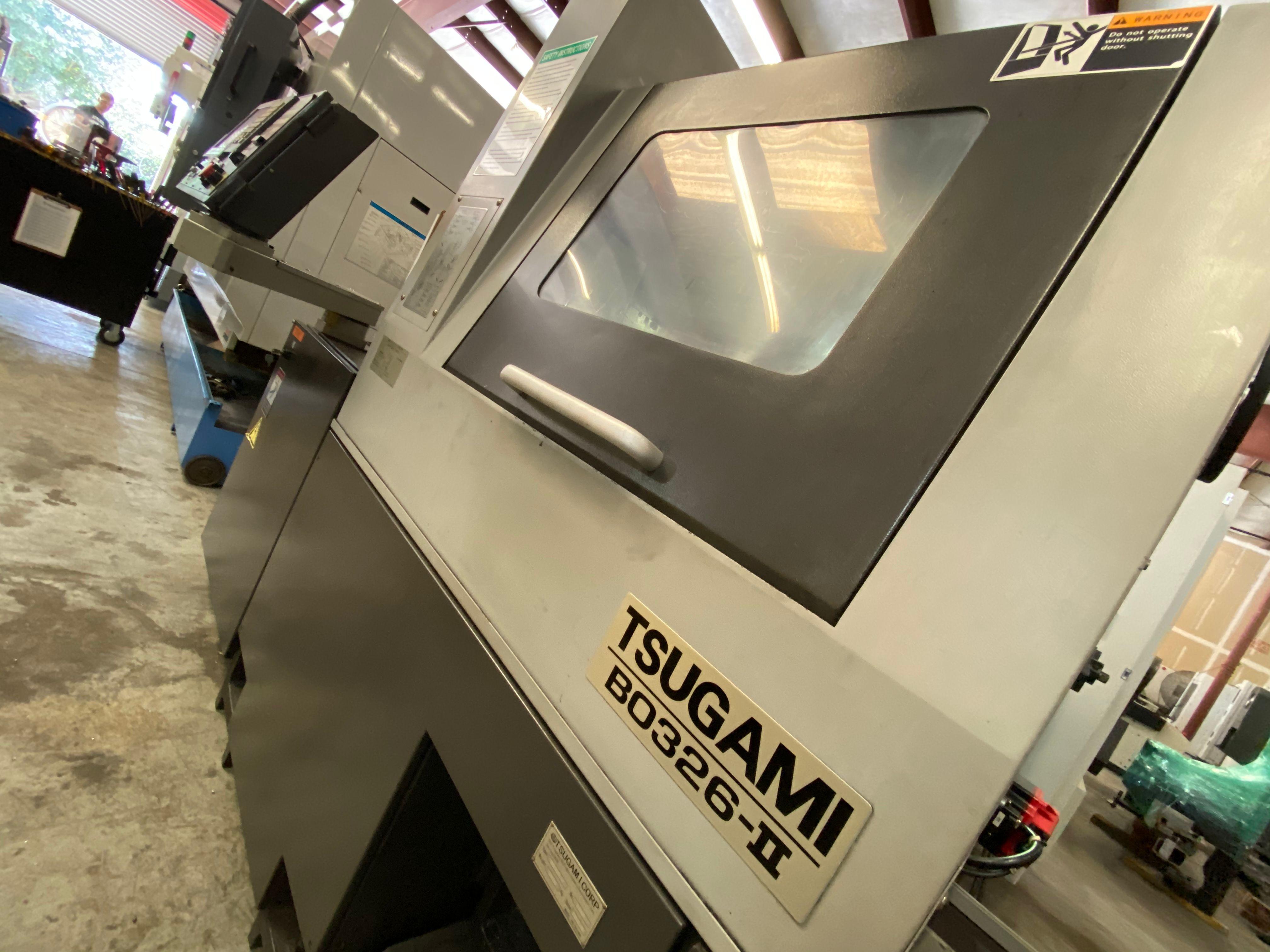 TSUGAMI B0326 II