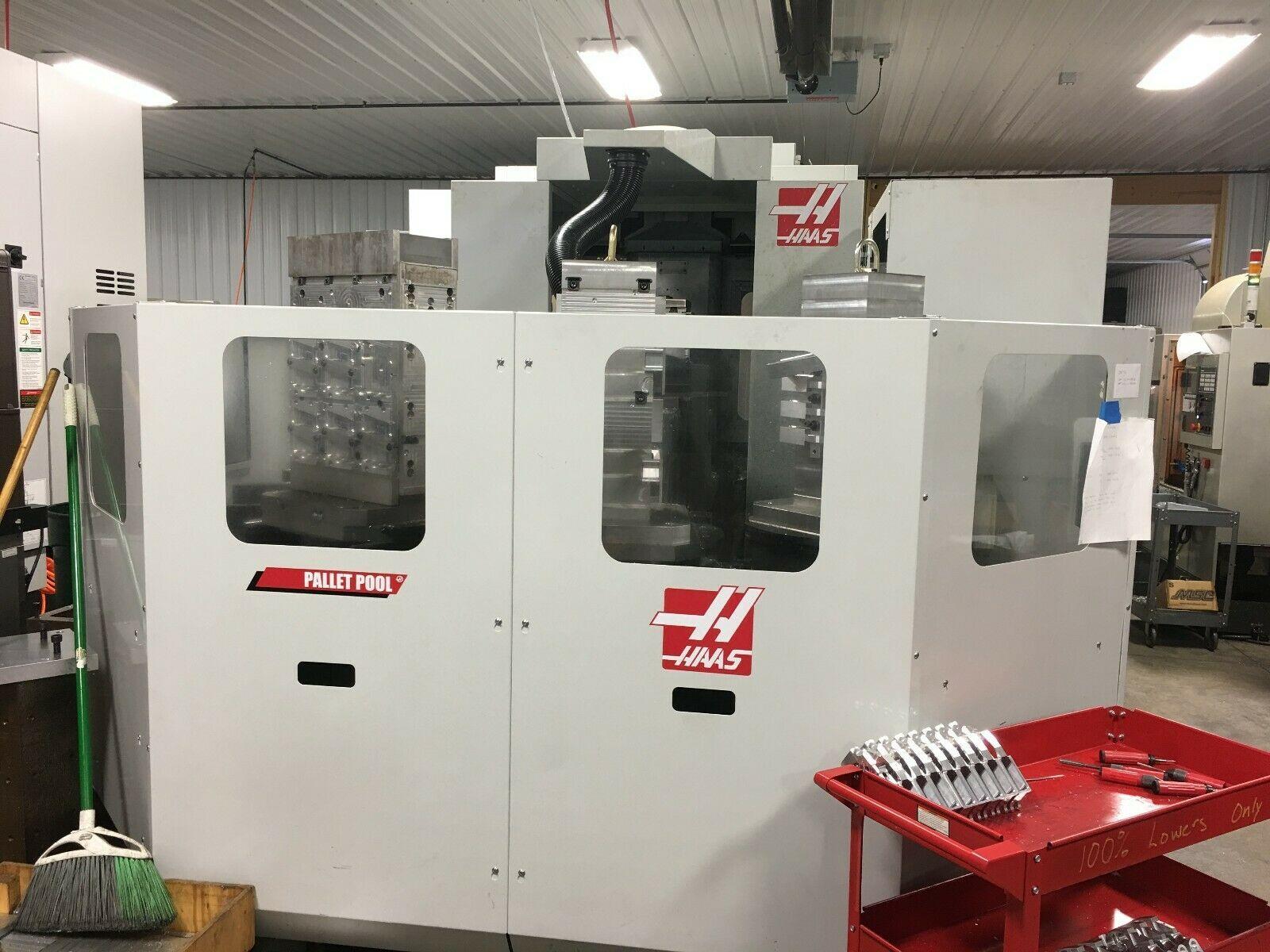 HAAS EC400PP