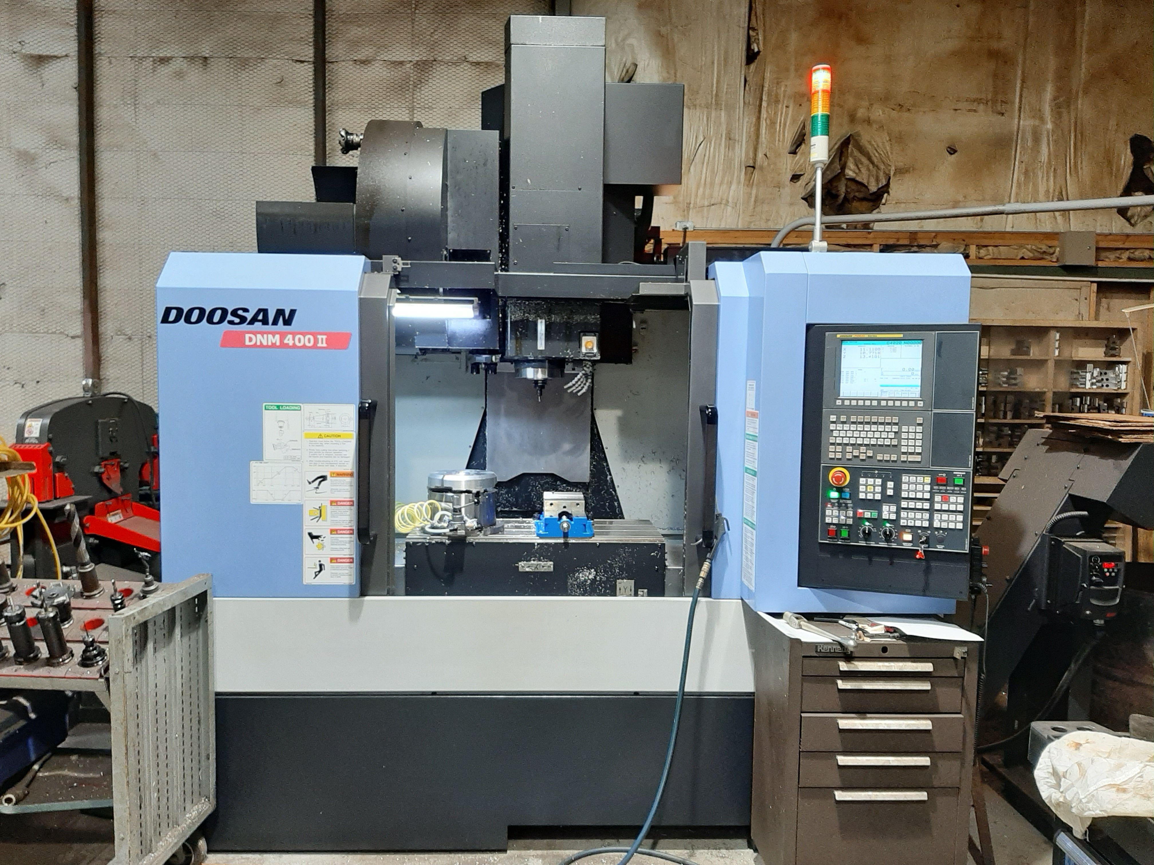 DOOSAN DNM400-II
