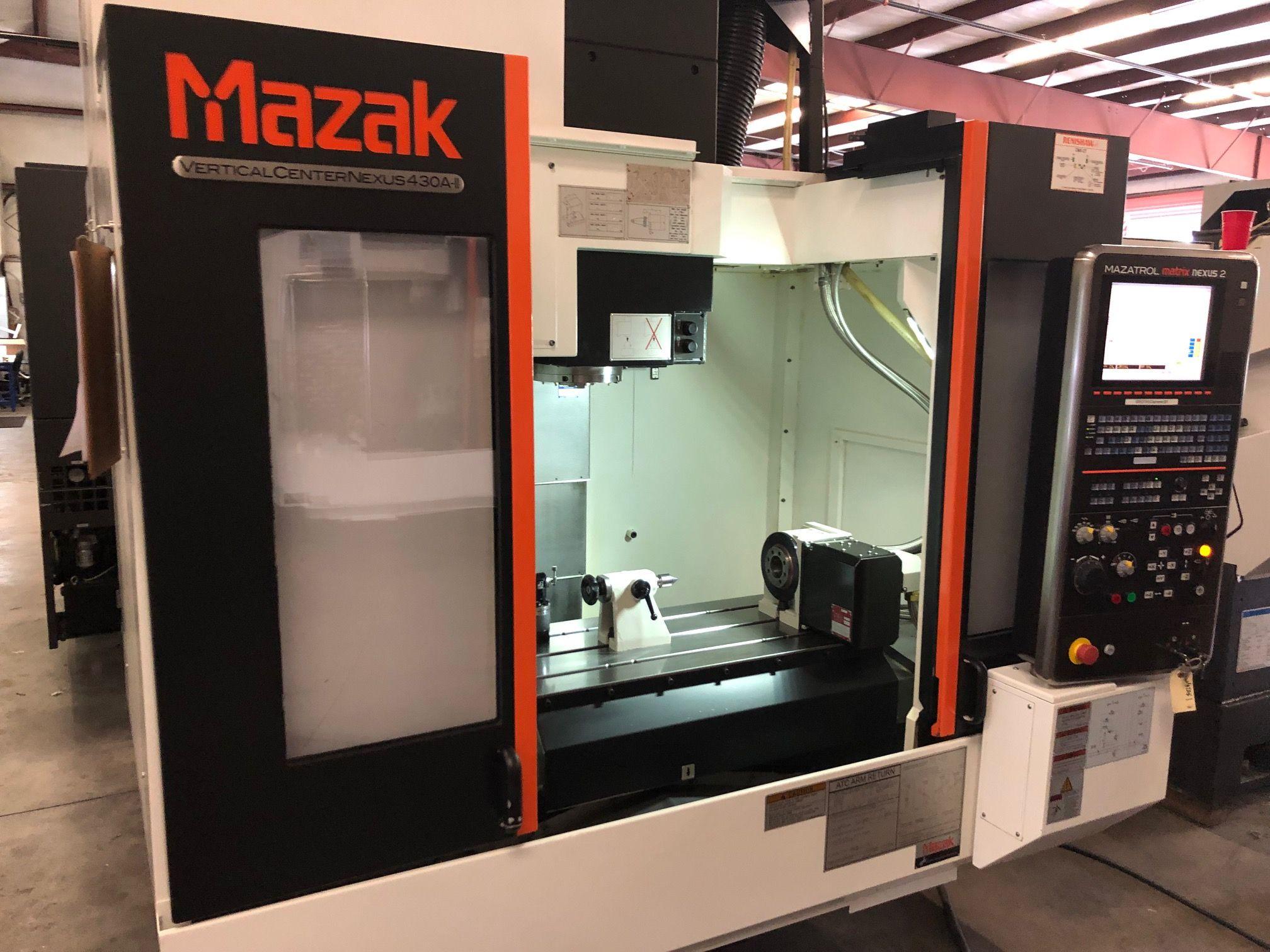 MAZAK VCN430A