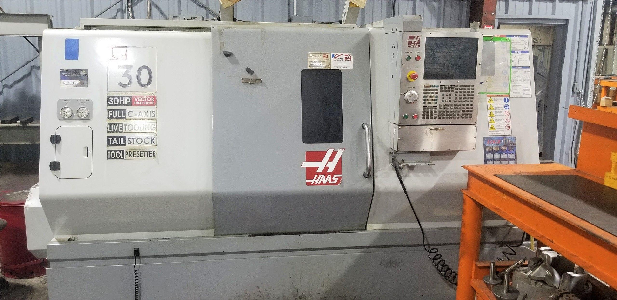 HAAS SL30T