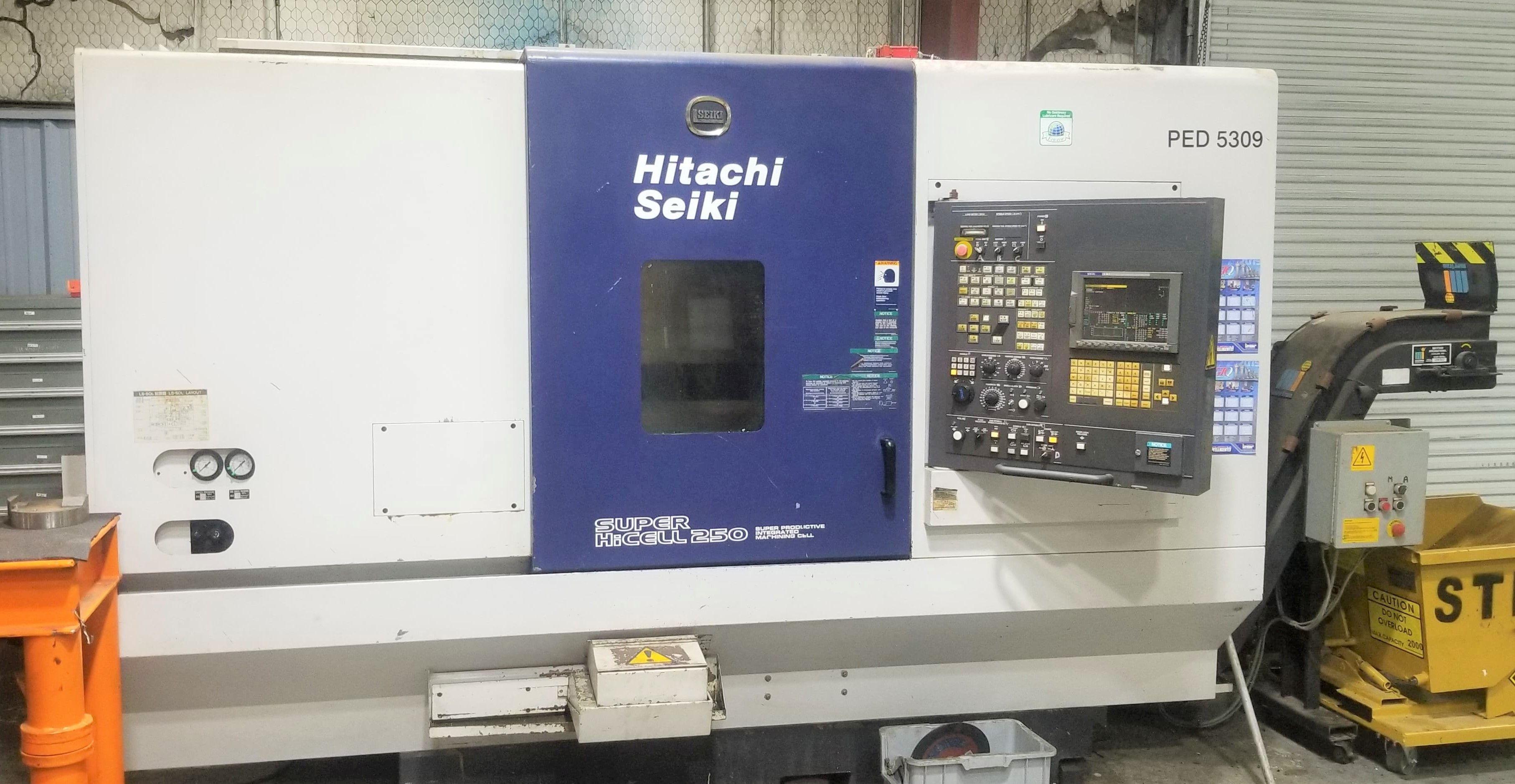 HITACHI SEIKI SUPHICELCH250