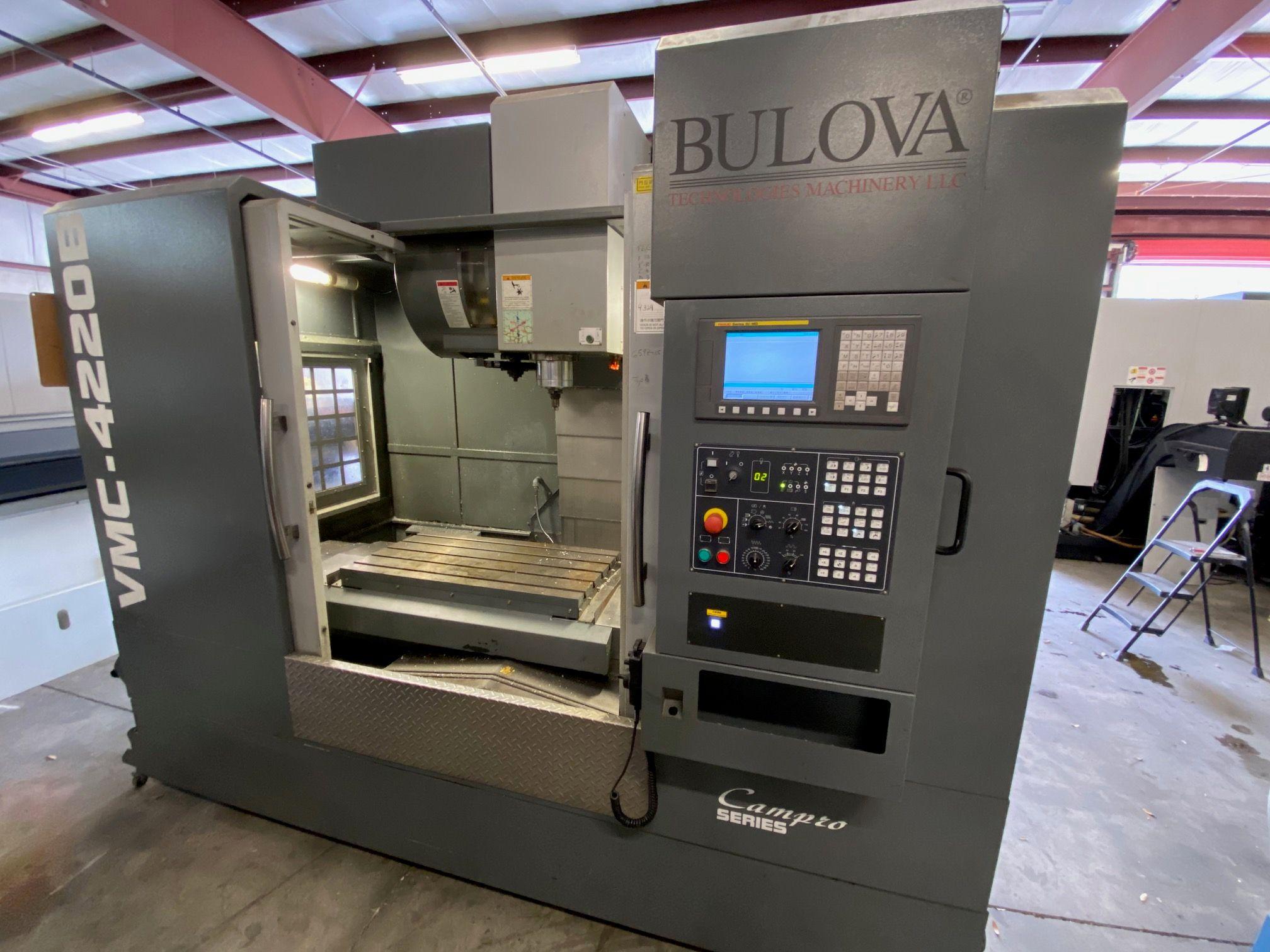 BULOVA VMC 4220B