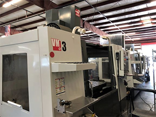 5 axis mill