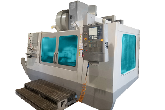 5 axis cnc mill