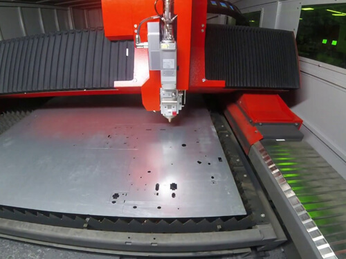 Used Bystronic Laser Cutting Machines for sale