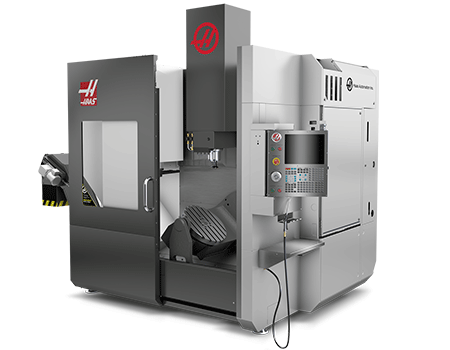 haas vertical mill