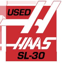used haas sl30
