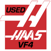 used haas vf4