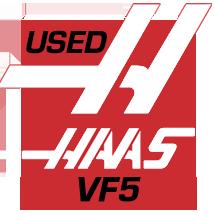 used haas vf5