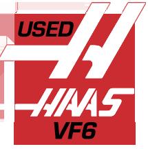 used haas vf6