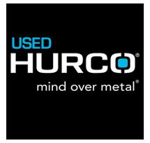 used hurco cnc