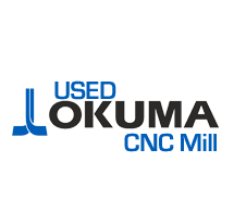used okuma mill