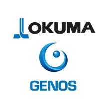 okuma genos CNC Lathe